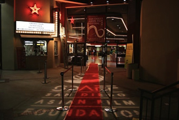 The San Diego Asian Film Festival at the UltraStar Mission Valley Theatres at...