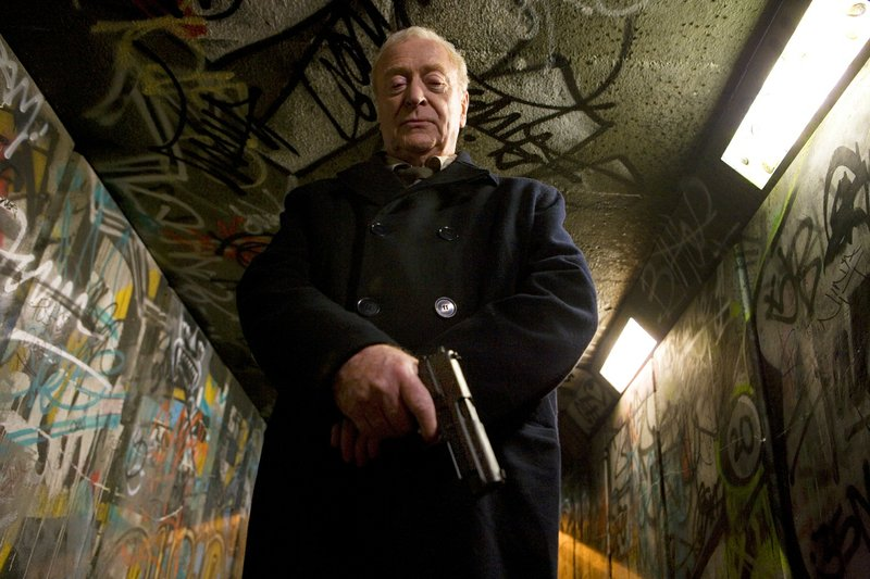 Michael Caine stars as a man bent on revenge in
