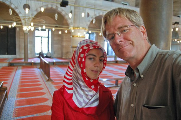 Rick Steves introduces us to new friends in his all-new series, ranging from ...