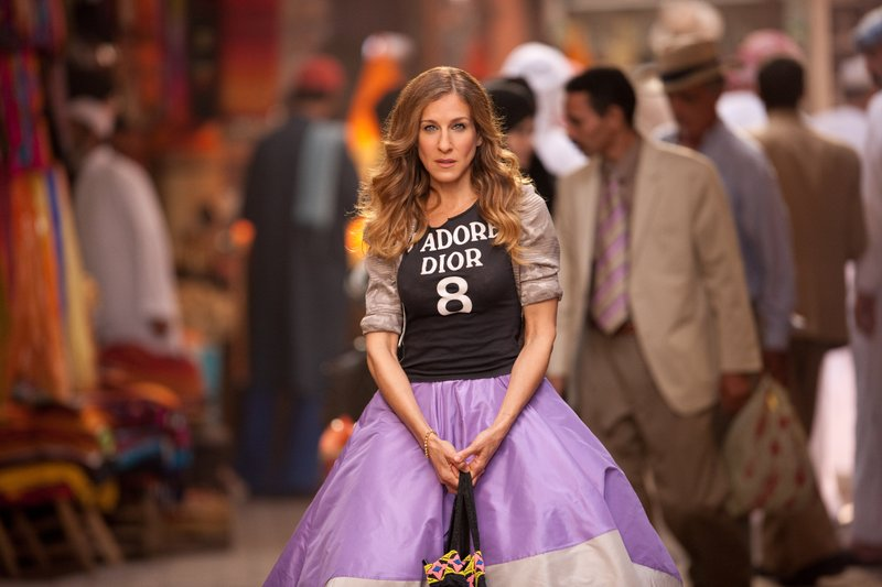 Sarah Jessica Parker returns as Carrie in