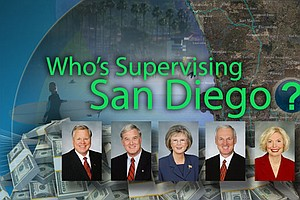 Envision San Diego: Who's Supervising San Diego?