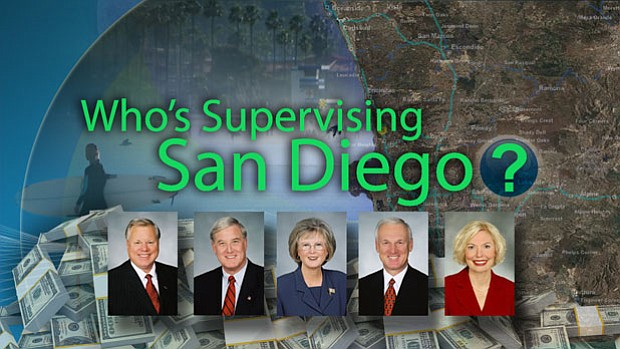 Title graphic for the Envision San Diego special