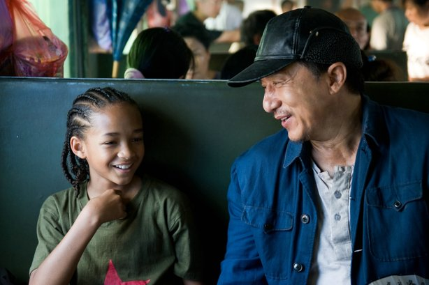 """Jaden Smith and Jackie Chan star in the remake of """"The Karate Kid"""""""
