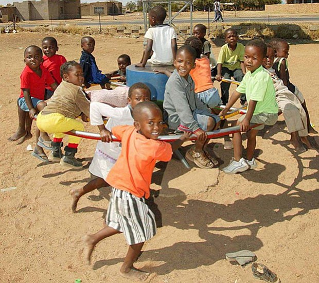 In 2005, Frontline/World reported on the PlayPump (pictured), a breakthrough ...