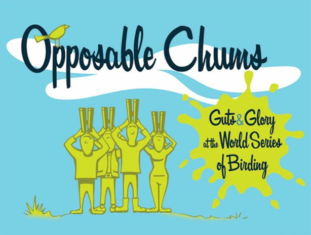 "Promotional graphic for the film ""Opposable Chums: Guts & Glory At The World ..."