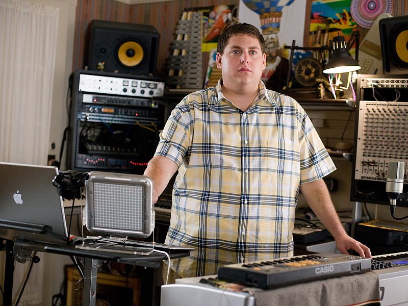 Jonah Hill plays the title character in
