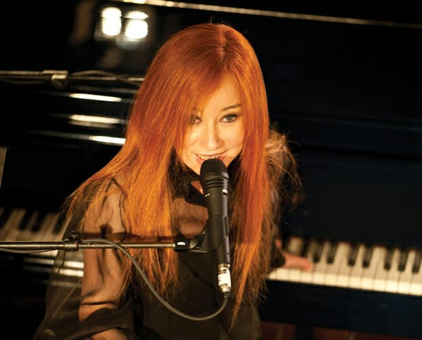 "The second season of ""Live From The Artists Den"" features a peformance by Tori Amos (pictured) recorded December 9, 2009, Park Avenue Armory, New York, NY."
