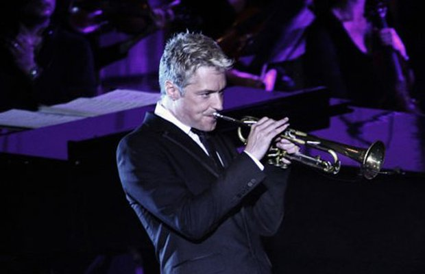 Trumpeter Chris Botti (pictured), a gifted instrumentalist and a charismatic ...