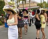 Photo Gallery: Opening Day Hats At Del Mar Racetrack
