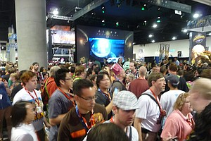 Preview: Comic-Con Day One