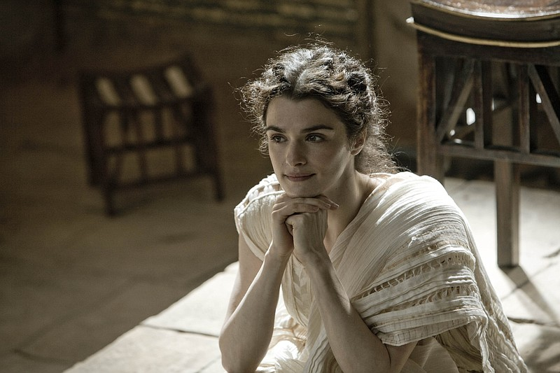 Rachel Weisz stars as Greek astronomer Hypatia in