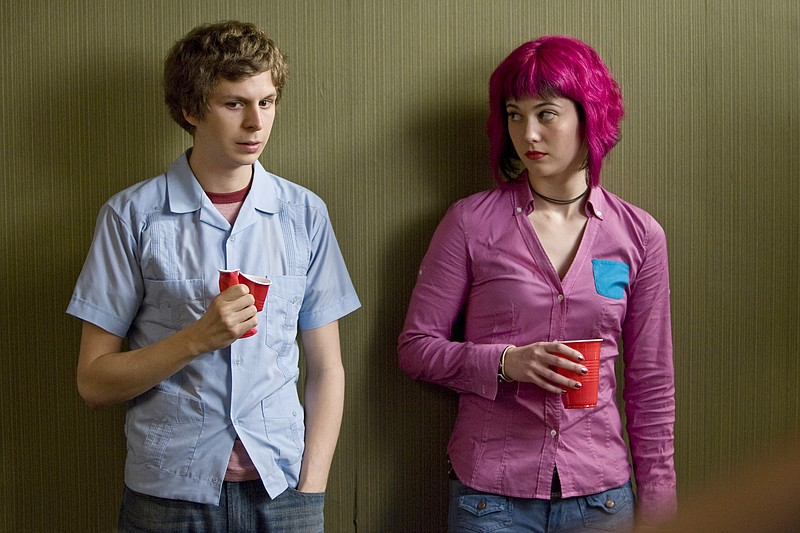 Michael Cera and Mary Elizabeth Winstead star in