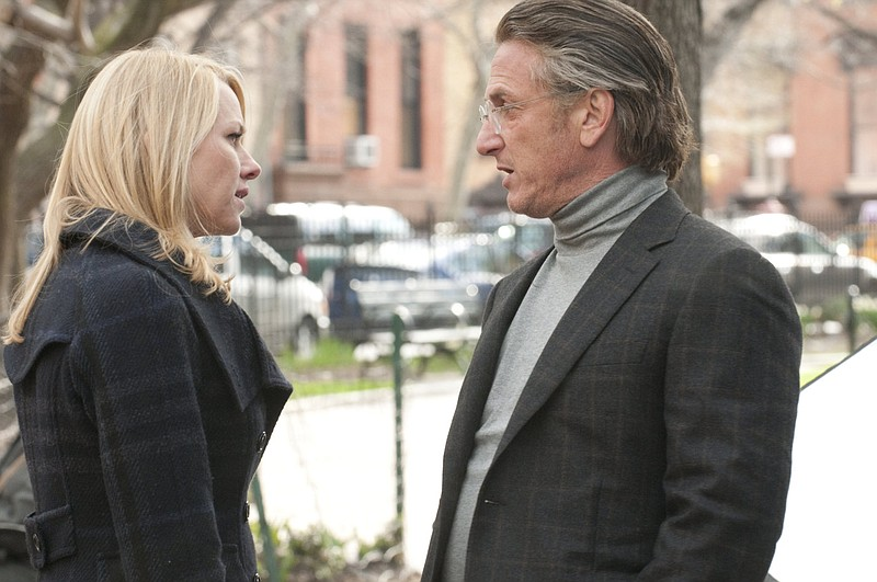 Naomi Watts and Sean Penn star as Valerie Plame and Joseph Wilson in