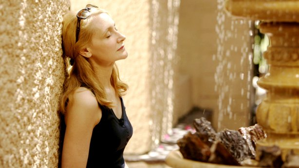 "Patricia Clarkson stars in ""Cairo Time,"" something in between a chick flick a..."