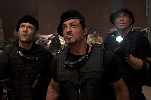 Film Club: 'The Expendables' and Roundtable Recommendations