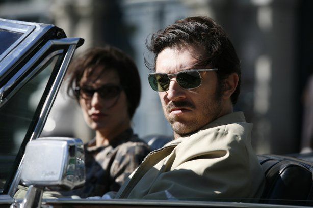 """Cécile De France and Vincent Cassel star in """"Mesrine: Killer Instinct,"""" the first of an epic, two-part gangster bio pic."""