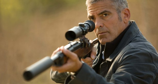 "George Clooney is ""The American."" Duh."