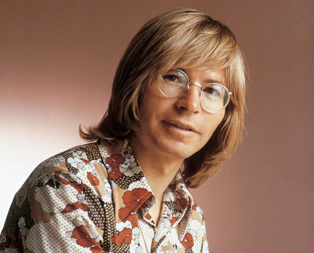 Promotional photo of John Denver