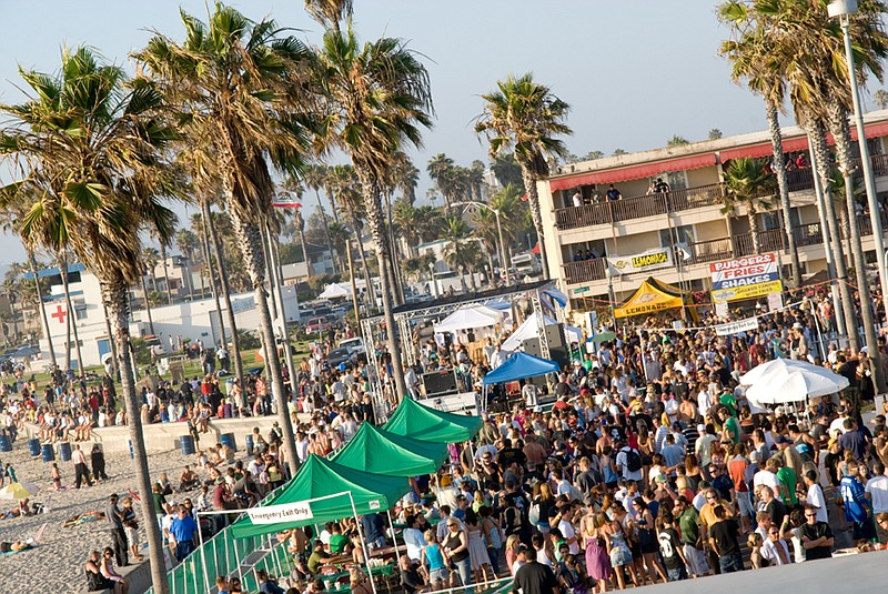 Jazz 88 Ocean Beach Music & Arts Festival is this Saturday!