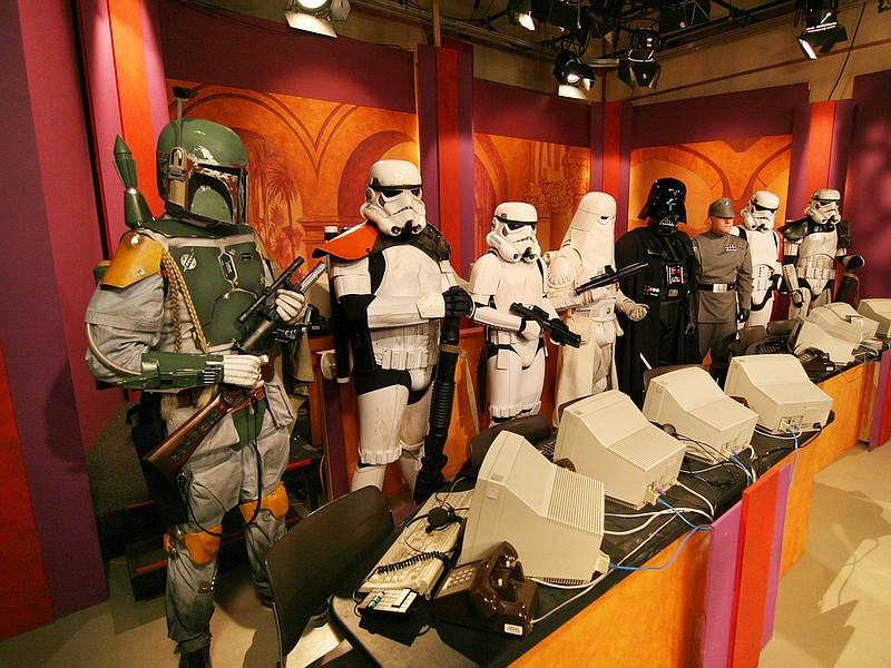 Members of the 501st Legion's <a href=
