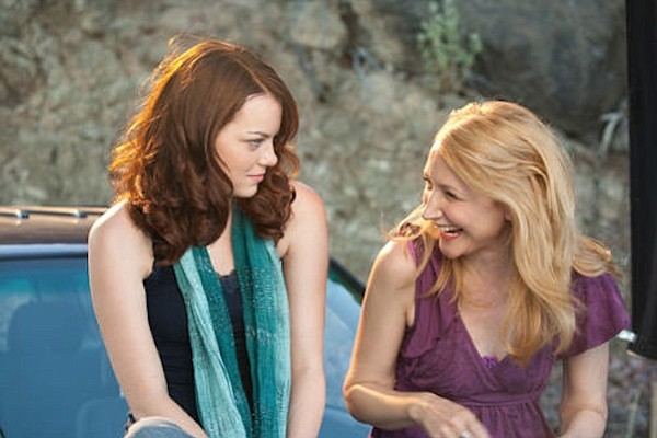 Emma Stone and Patricia Clarkson play daughter and mother in