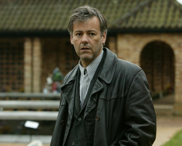 "Promotional image of the character Alec Pickman (Rupert Graves) from ""Inspect..."