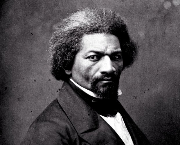 Photo of Frederick Douglass, one of the foremost leaders of the abolitionist ...