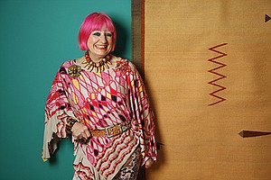 10 Fun Facts About Fashion Icon Zandra Rhodes