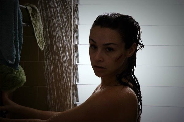"Danielle Harris wants to go back and pick up some dead bodies in ""Hatchet II."""