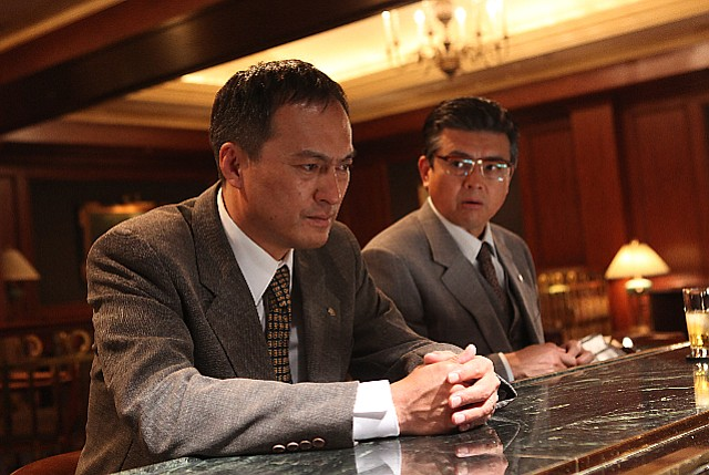 Ken Watanabe stars as a union leader in