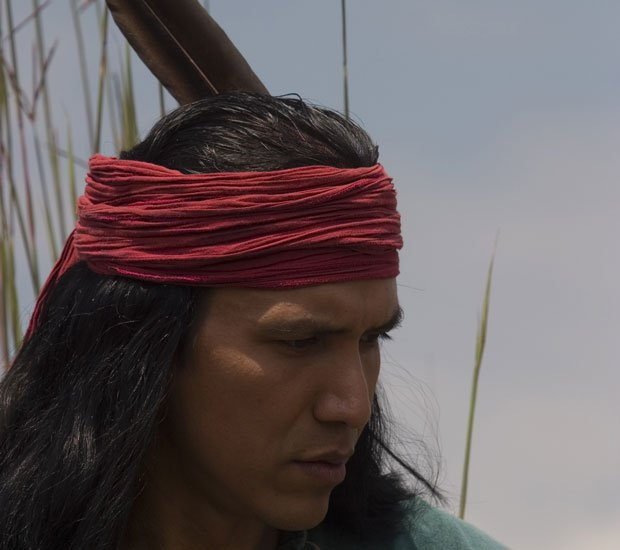 Shawnee warrior Tecumseh, portrayed by actor Michael Greyeyes (pictured) rose...
