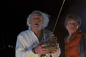 New on DVD: It's 'Back to the Future'