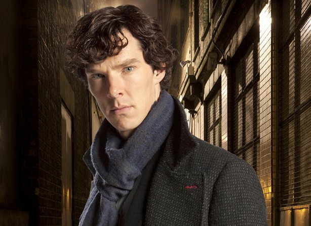 Benedict Cumberbatch as Sherlock Holmes. A fast-paced, witty take on the lege...