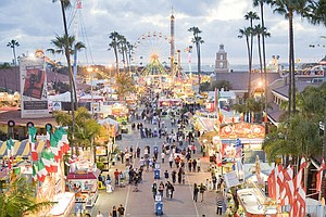 The Five Craziest San Diego County Fair Foods