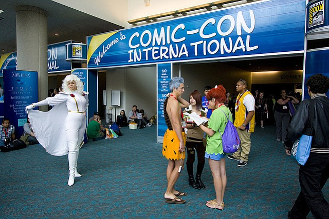 Comic-Con International is the largest popular arts convention in the world. ...