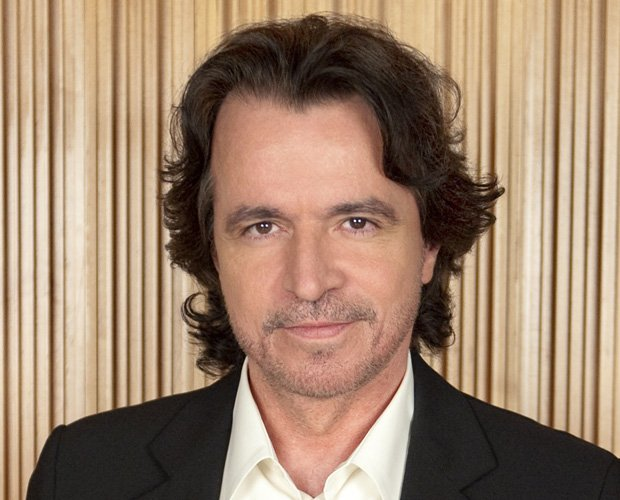 Promotional photo of Yanni. Yanni is known as one of the world's most origina...