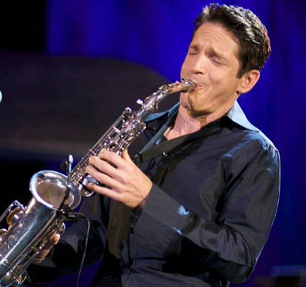Grammy Award-nominee and top-selling saxophonist Dave Koz.