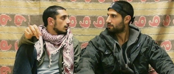 Riz Ahmed and Kayvan Novak are incompetent terrorists in the British comedy, ...