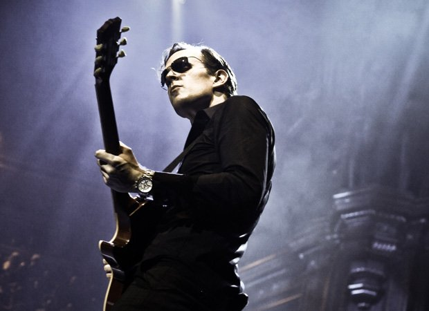 Promotional photo of Joe Bonamassa playing the guitar