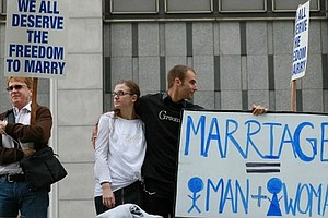 Wide Range Of Potential Outcomes On Gay Marriage
