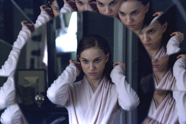 "Natalie Portman is having trouble with reality in ""Black Swan."""