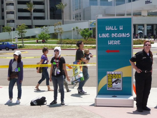 Comic-Con badges go on sale at 8am today but only 1000 will be sold in a live...