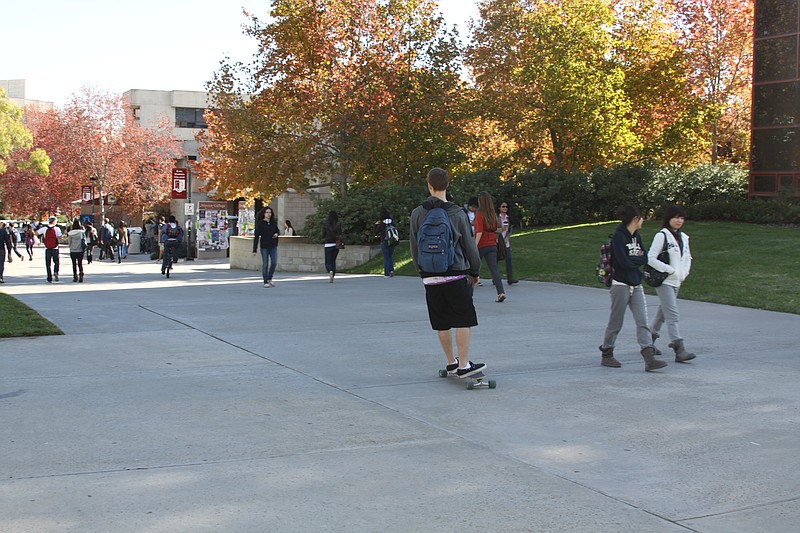 UCSD students opting for 'green majors' in larger numbers.