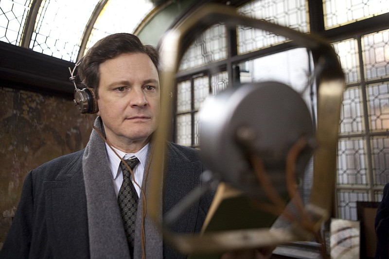 Colin Firth plays a prince with a stammer and a need for public speaking in