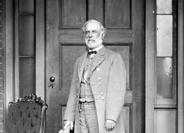 This film examines the life and reputation of Robert E. Lee (pictured), whose military successes made him the scourge of the Union and hero of the Confederacy and who was elevated to almost god-like status by his admirers after his death.