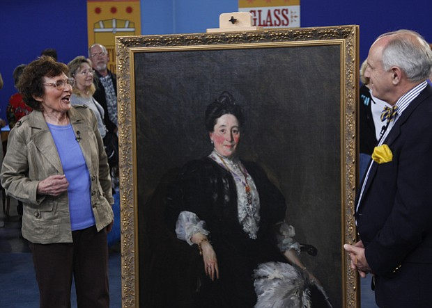 At ANTIQUES ROADSHOW in San Diego, this guest is astounded to learn from appr...