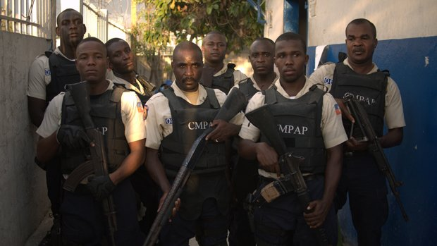 Intervention Brigade, Port au Prince Police, Haiti