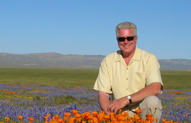 Huell Howser, host of CALIFORNIA'S GOLD.