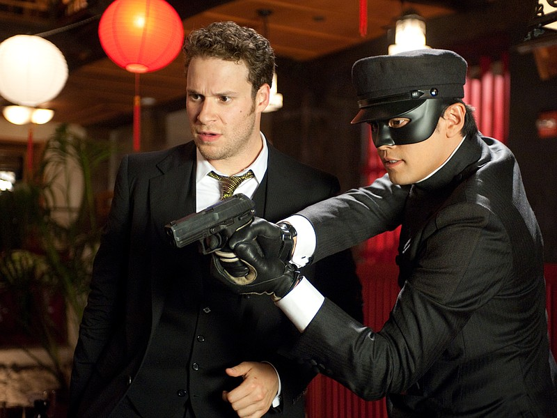 Seth Rogen and Jay Chou are the latest incarnations of Brit Reid and Kato in ...