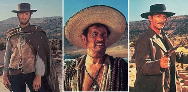 "Ennion Morricone's score for ""The Good, the Bad, and the Ugly"" is as memorabl..."
